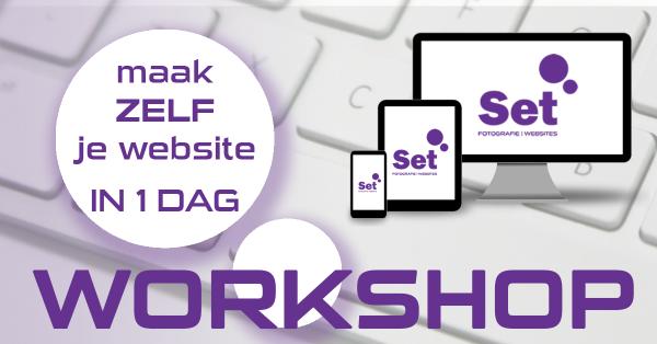 wordpress workshop bouw eigen website